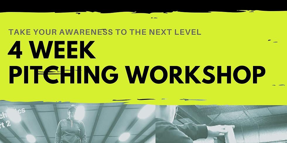 4 Week Pitching Workshop at SPP