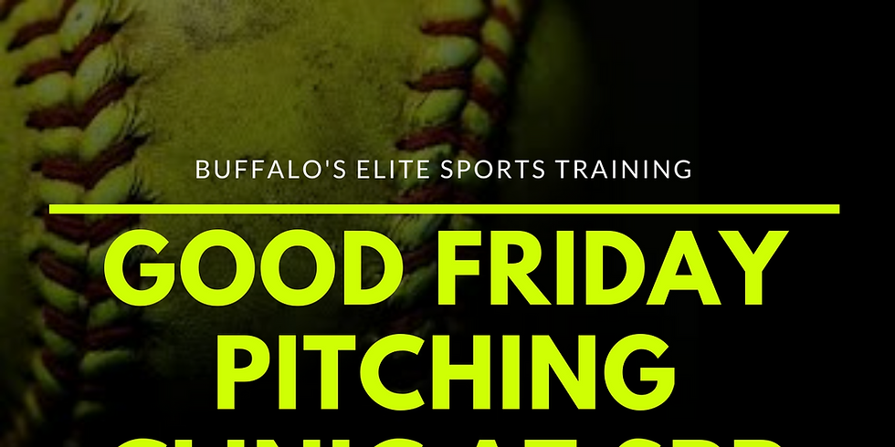 Good Friday Pitching Clinic