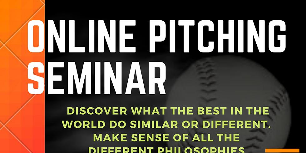 Intermediate Pitching Seminar 201