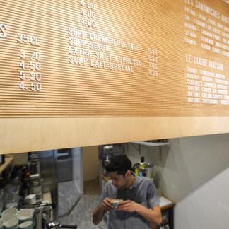Solo Palma, Coffee House