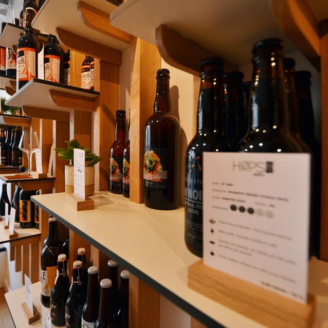 Maison Høps, bières artisanales