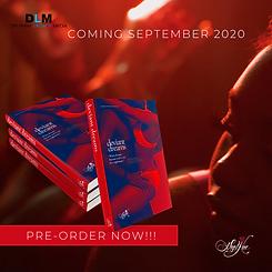Pre-order deviant dreams - book cover pr