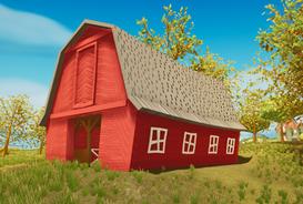 Barn - Outside