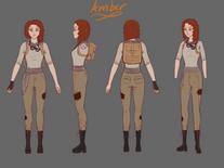 Amber Turnaround
