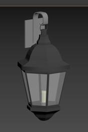 Lamp - Model