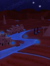 Ancient Alien Planet