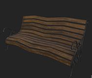 Bench - Painter