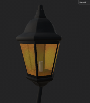 Lamp - Painter