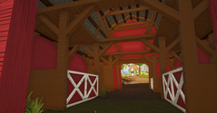 Barn - Inside