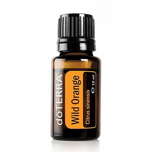Wild Orange Essential Oil (15ml)