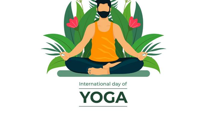 International Yoga Day : 21st June