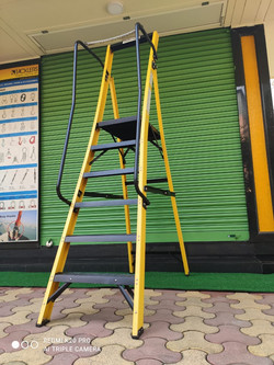 Mega Step Ladder