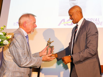 ウィリー・バンクスが国際陸上競技大会、メモリアルヴァンダムで殿堂入り