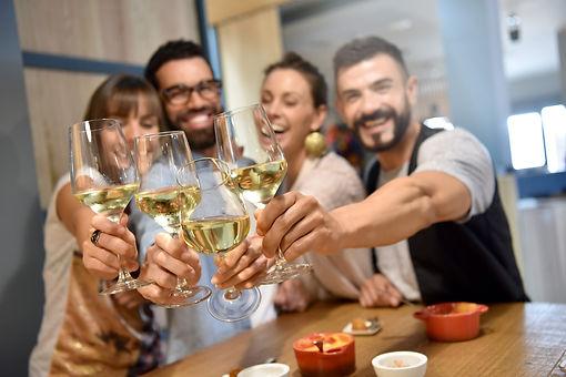 Wine tasters Santa Ynez Valley