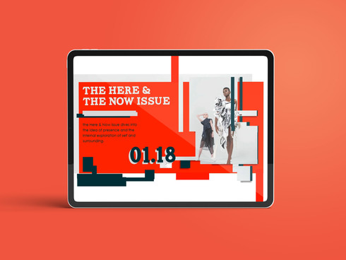 Concept   Digital Magazine