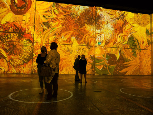 Van Gogh Toronto Immersive   Starvox