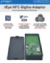 rEye NFC Sigfox Adaptor