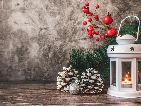 Is your Church ready to put up Christmas Decorations?