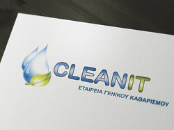 Corporate Identity for CLEANIT