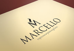 Branding for Marcello Cafe