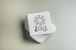 Zag Collection Brand Identity