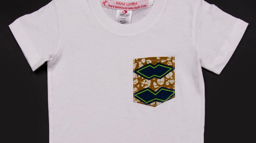 T-shirt 3-4j