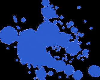 Aquarell-Fleck