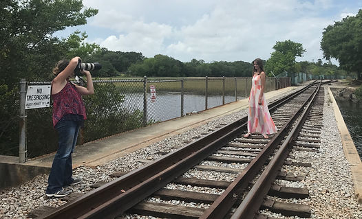 Trinity Founder Shanna On Photo Shoot