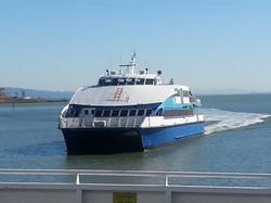 3 High speed catamarans