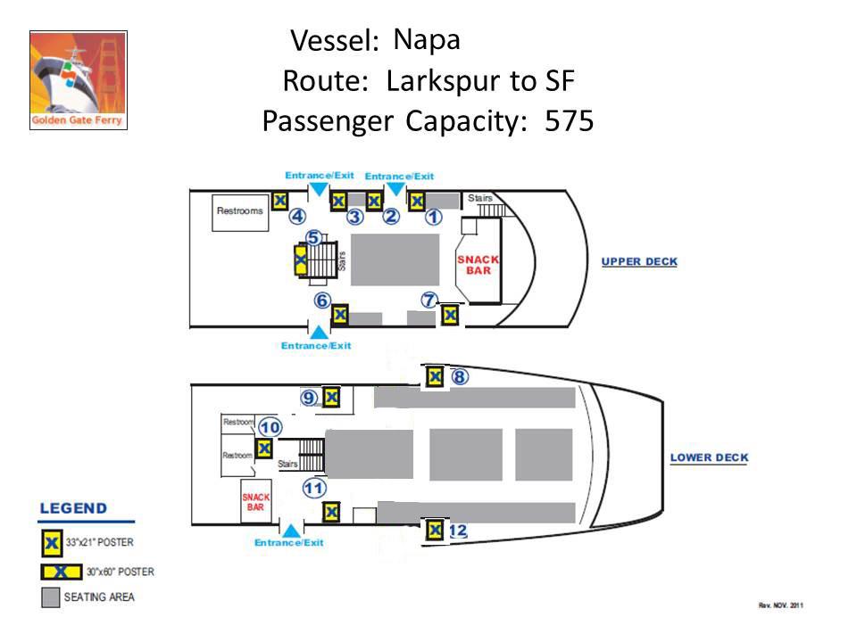 Sample Deck plan