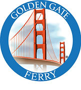 Golden Gate Ferry Advertise