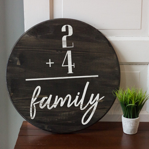 ADDITION FAMILY - ROUND