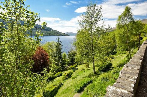 Letterellan by Loch Tay explore the area