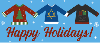 Happy Holidays From Chorus and Strings!