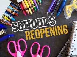 More Changes to Reopening School Plan