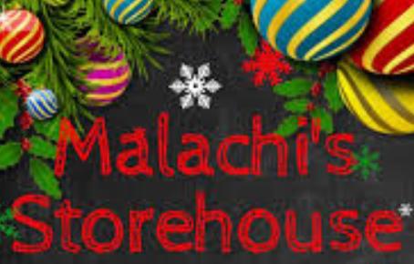Malachi's Toy Drive