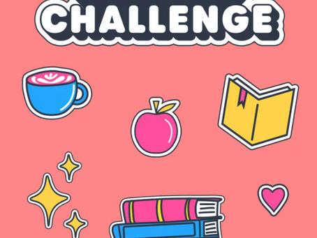 Reading Challenge Begins Nov. 2