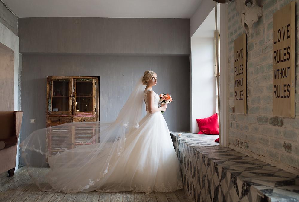 сказочный образ невесты