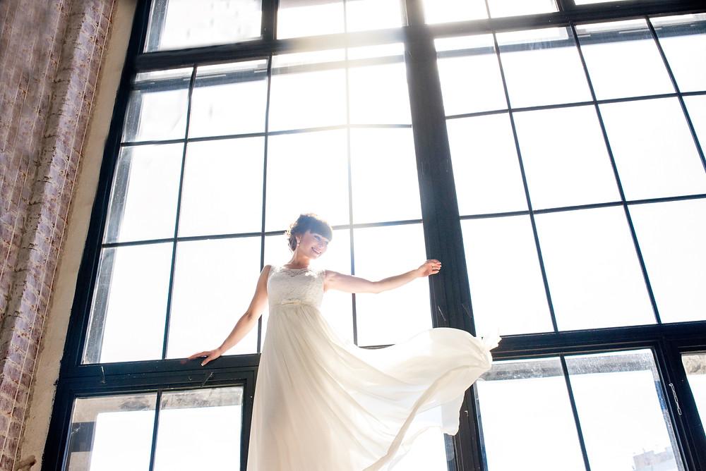 летящее платье неветы