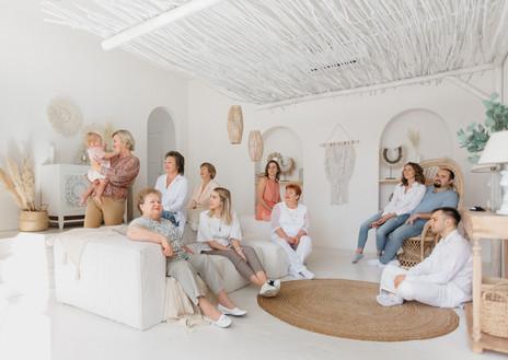 Большая семья большое счастье))
