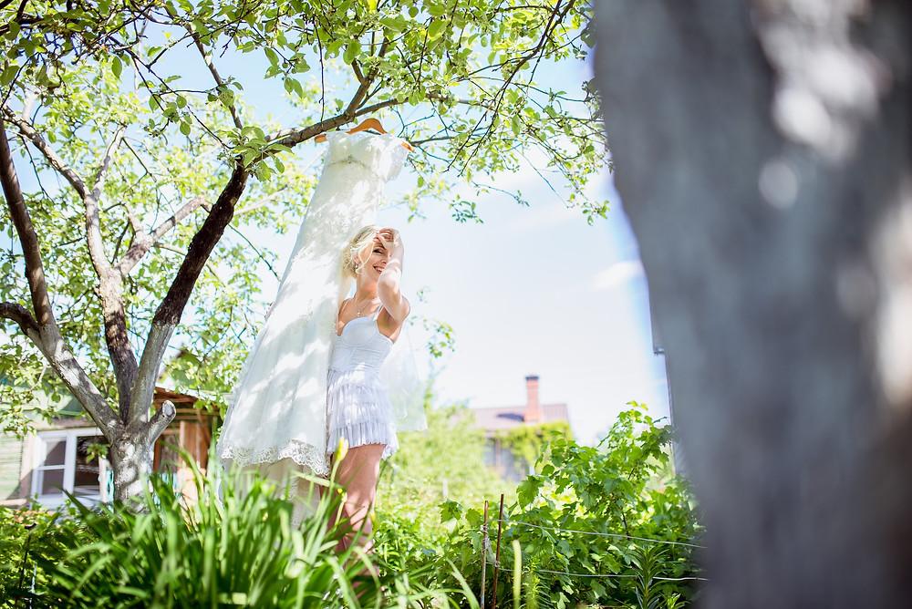 свадебное платье мечты