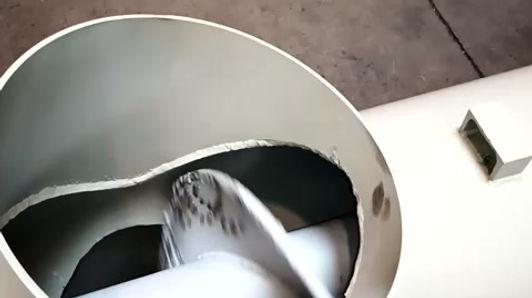 coclea tubolare in azione