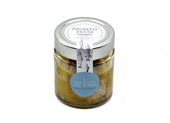 Pronto pasta in olio extra vergine di oliva