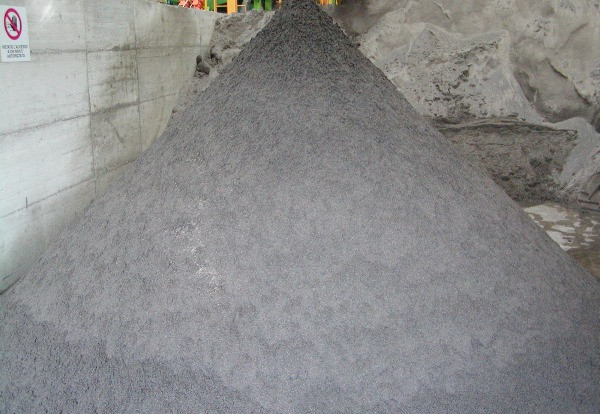 cumulo sabbia