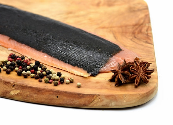 Filetto di trota Iridea Salmonata in alga nori