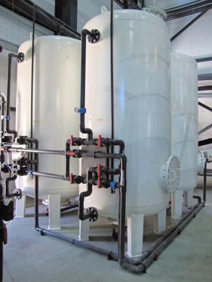 impianto chimico-fisico