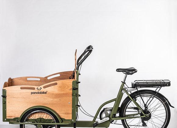 Panda e-Bike con pedalata assistita (elettrica) prezzo iva inclusa già montata