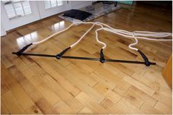 8 Foot Long Triple Trapeze