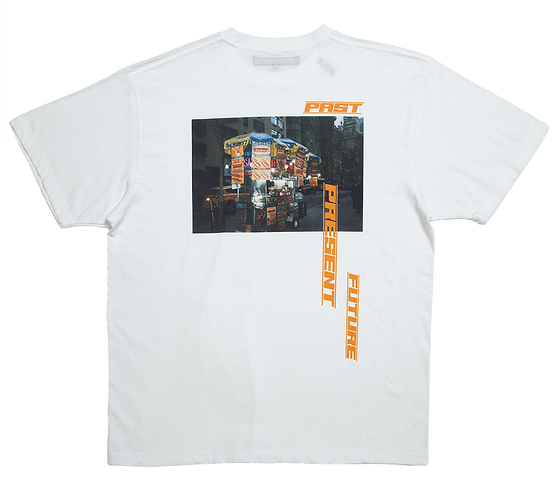 NY PICTURE OF MEMORY T-SHIRT I
