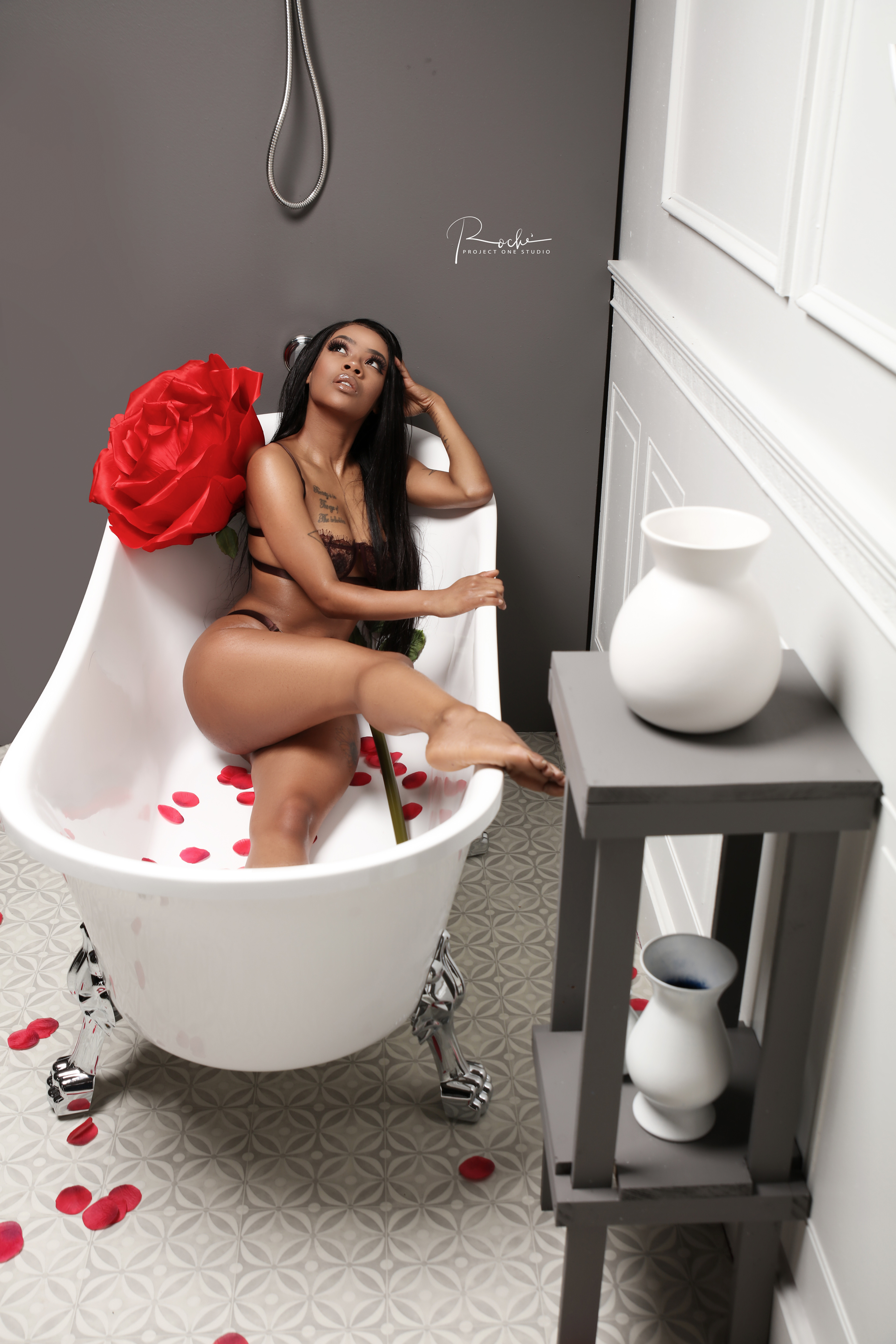 Creative Valentines Day Shoot